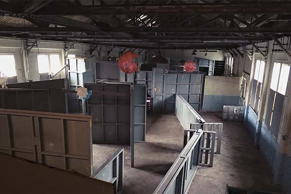 Asylum Paintball Doom Arena 2 600W
