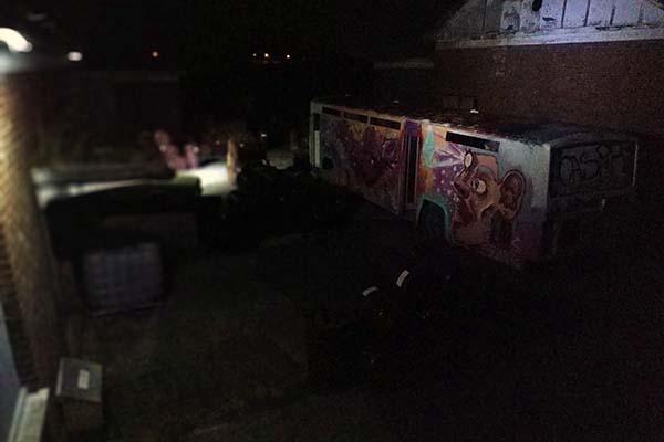 Asylum Paintball Night Games 3 600W