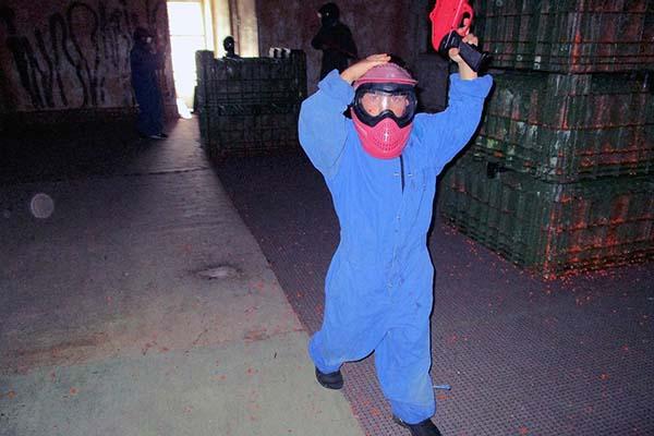 Asylum Paintball SplatArena Action 2 600W