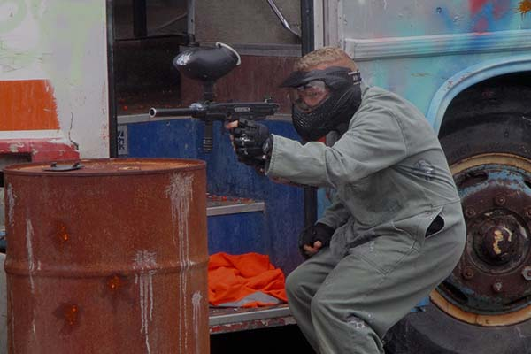 Asylum Paintball Urban Assault Arena Action 1 600W