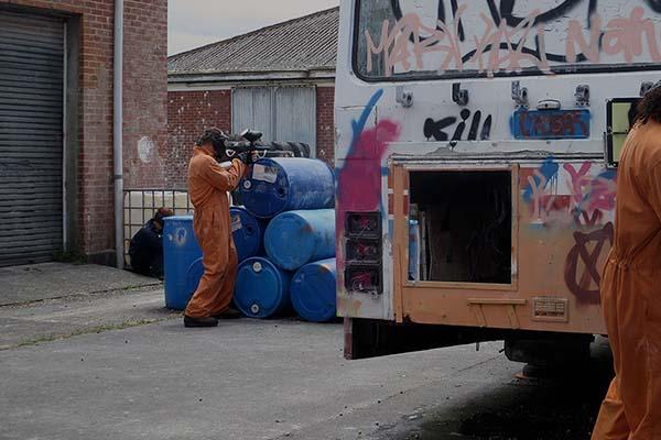 Asylum Paintball Urban Assault Arena Action 2 600W